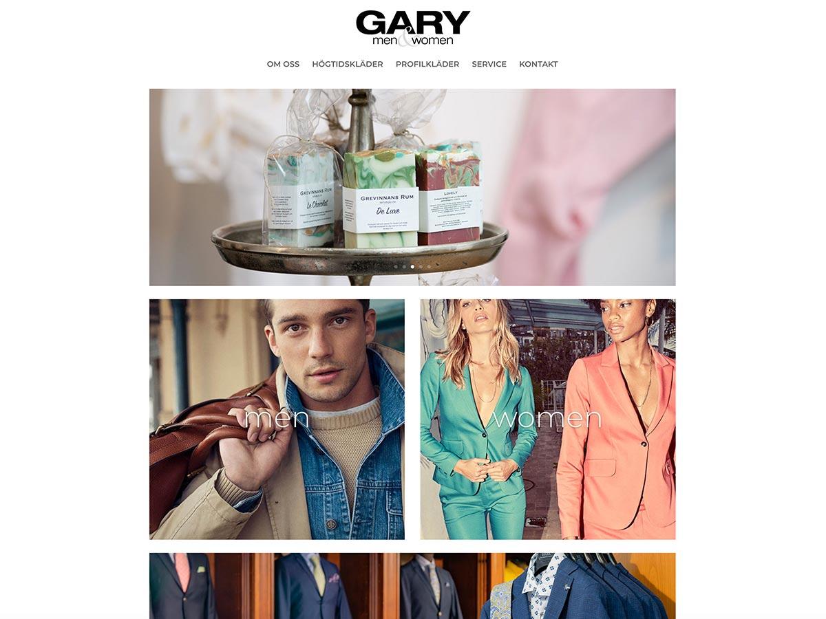 Gary Clothes