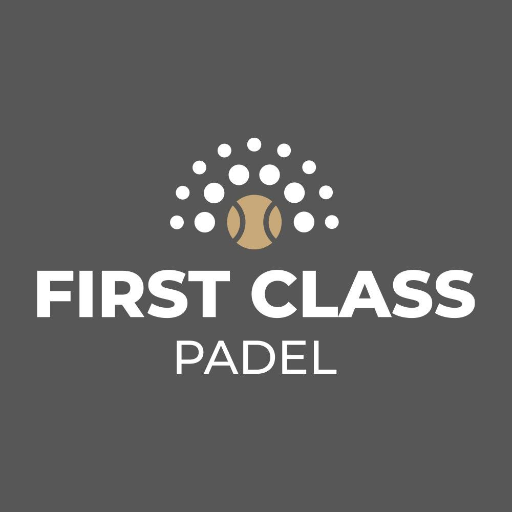 First Class Padel Logga