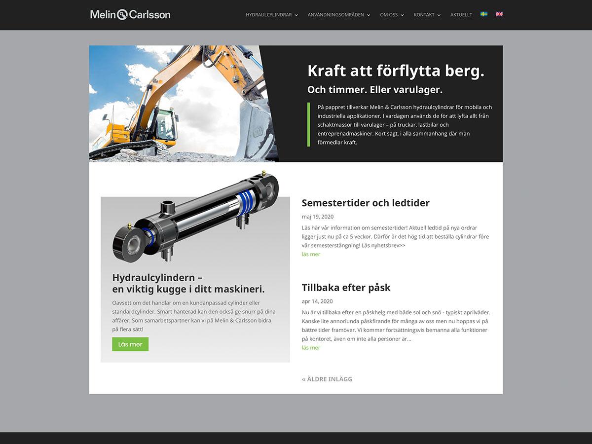 Melin & Carlsson Hydraulic