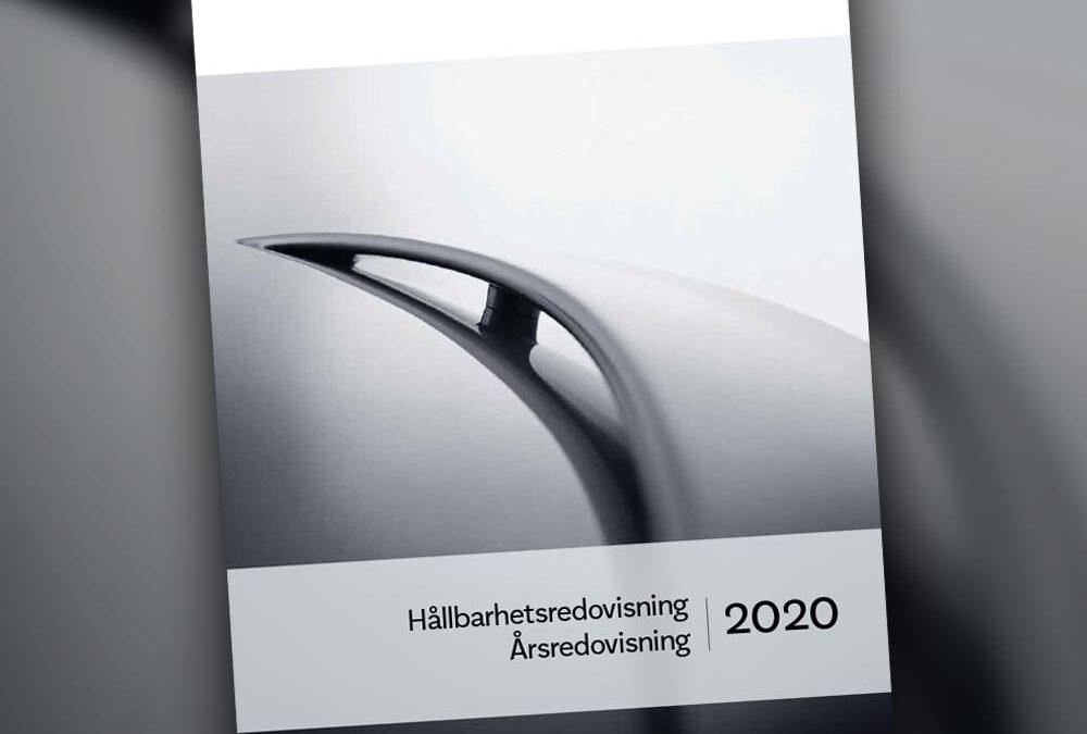 Orio Årsredovisning 2020