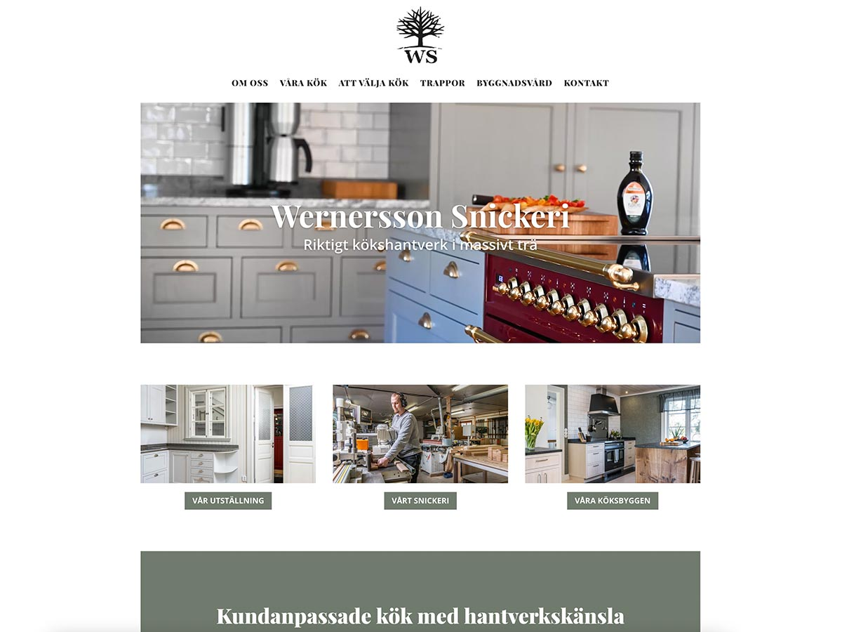 Wernersson Snickeri